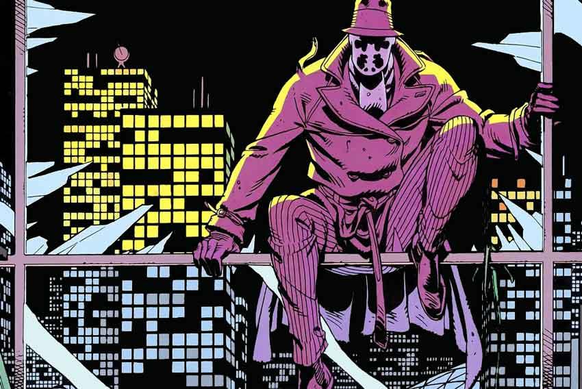 Watchmen Illustrazione