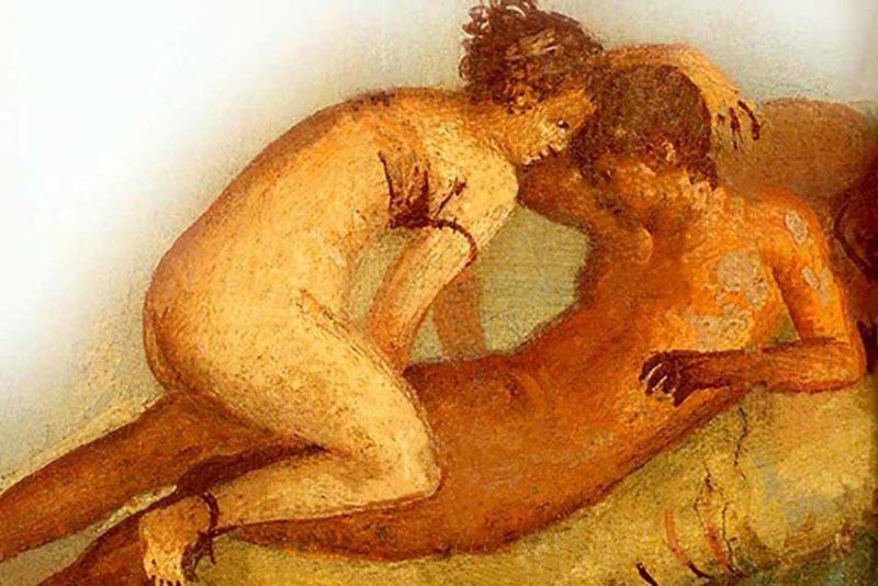 Affreschi erotici di Pompei