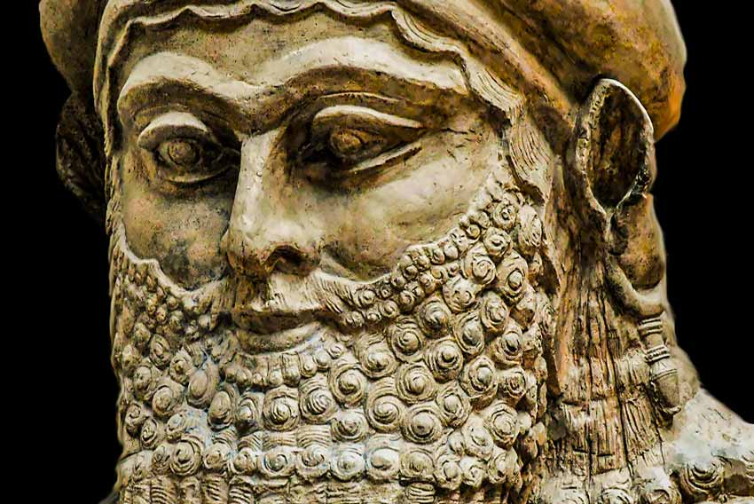 Gilgamesh arte sumera