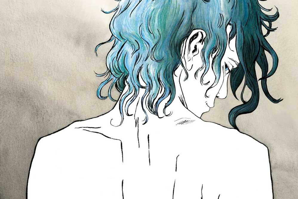 il blu è un colore caldo Julie Maroh