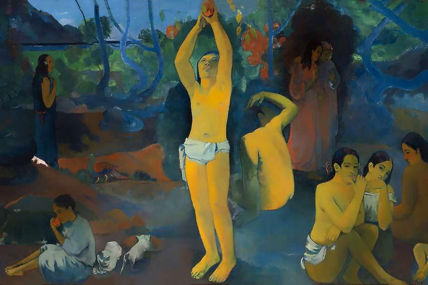 Paul Gauguin, Da dove veniamo? chi siamo? dove andiamo?, 1897