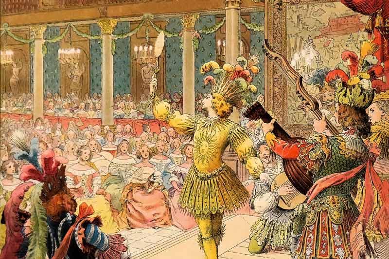 Jean Baptiste Lully, Le ballet de la nuit