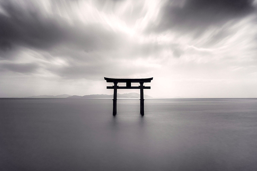 Michael Kenna, Torii, Visions of Japan