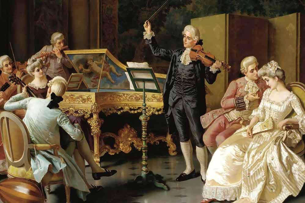 Paolo Ricci, concerto privato