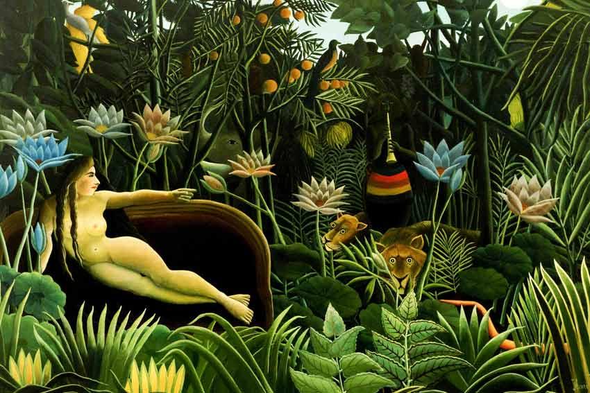 Henri Rousseau, Il sogno