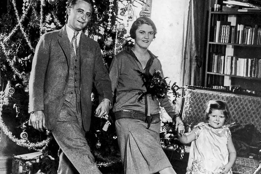 Francis Scott Fitzgerald e Zelda