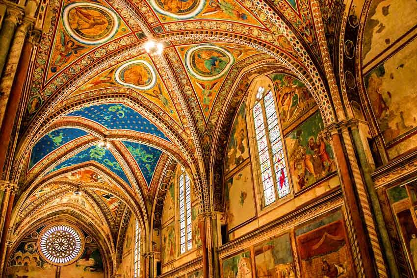 Giotto Basilica Superiore di Assisi