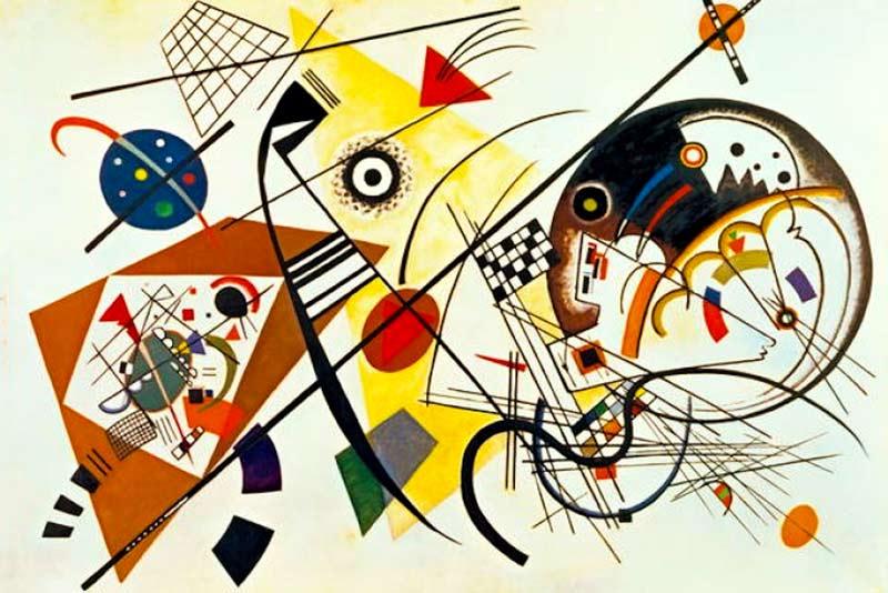Vassilj Kandinsky Composizione