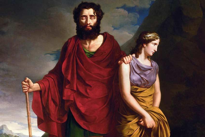 Edipo e Antigone