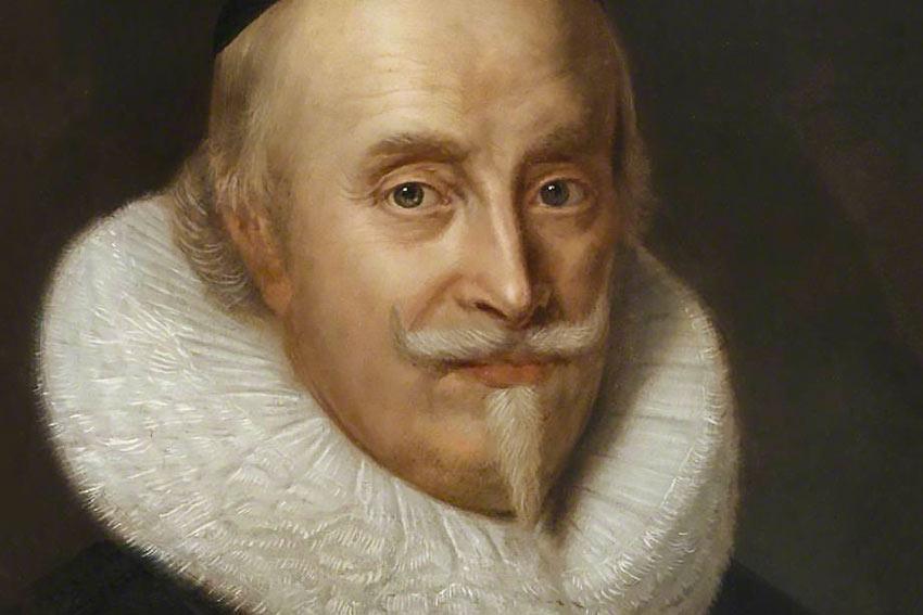 Ritratto di Thomas Hobbes