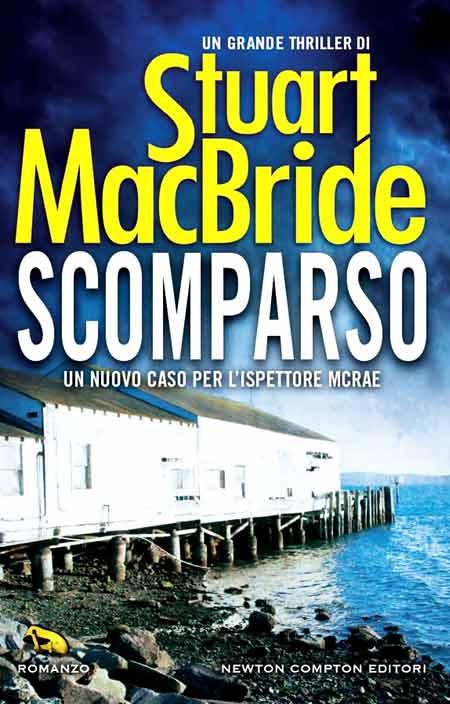 Stuart MacBride Scomparso, copertina