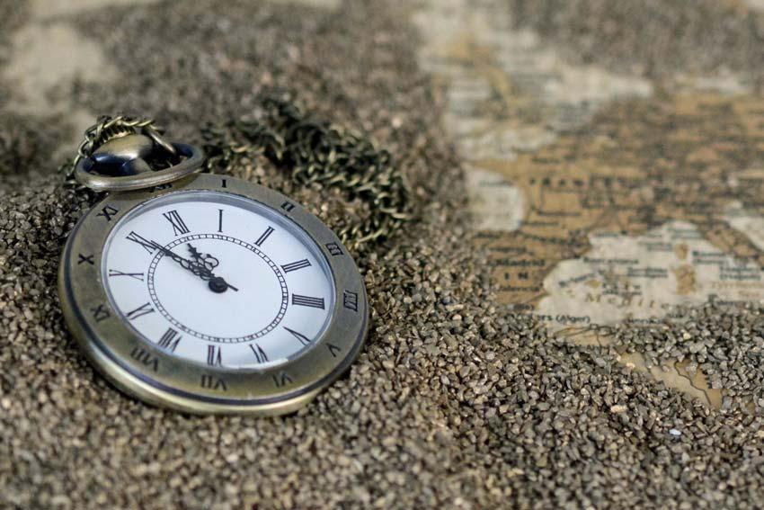 Il libro dei viaggi del tempo