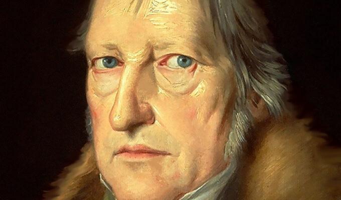 Hegel ritratto