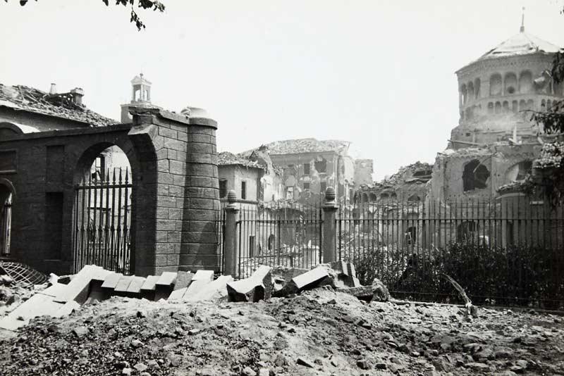 Bombardamenti a Milano