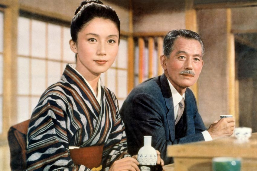 Il gusto del saké, Yasujiro Ozu