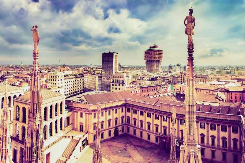 Milano Città e poesia