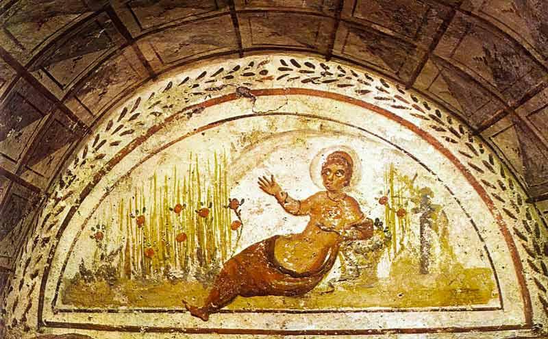 I Cristiani Sottoterra Le Catacombe La Sepoltura Della Letteratura