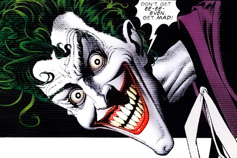 Joker Alan Moore
