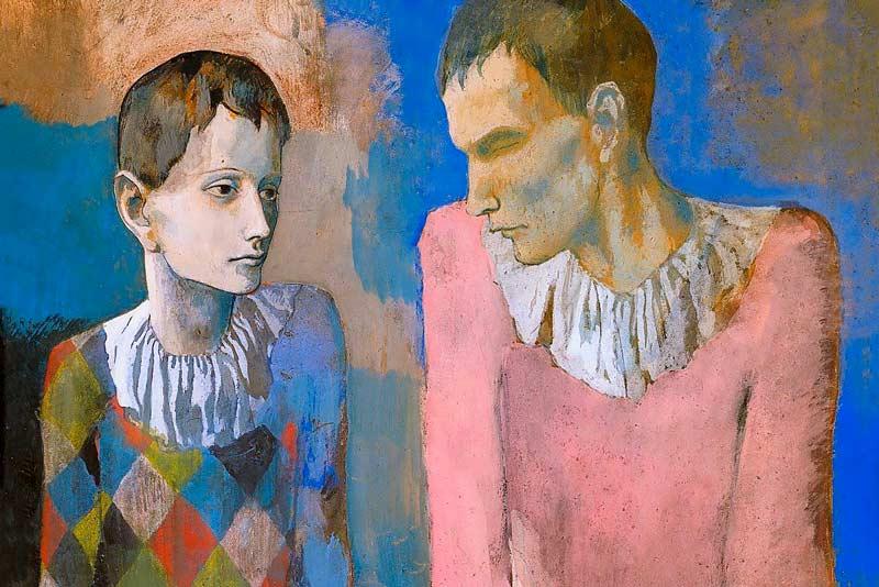 Picasso: un rosa pieno di tradimento – La Sepoltura della Letteratura