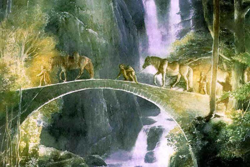 Il signore degli anelli illustrato da Alan Lee
