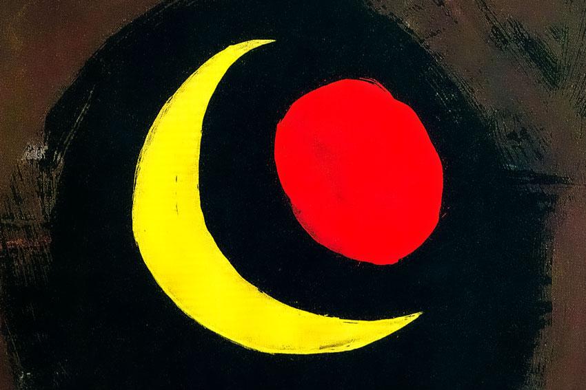 Paul GPaul-Klee-Sogno-forte-1929auguin, La donna che sogna, 1892