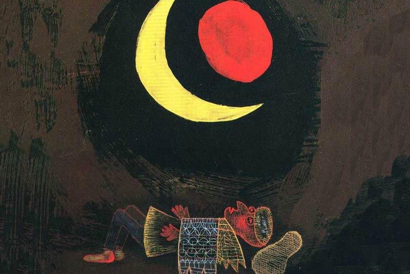 Paul Klee Sogno forte