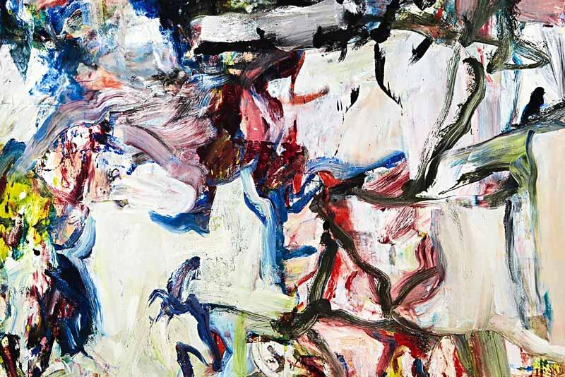 Willem-de-Kooning-Untitled-XXII-1977