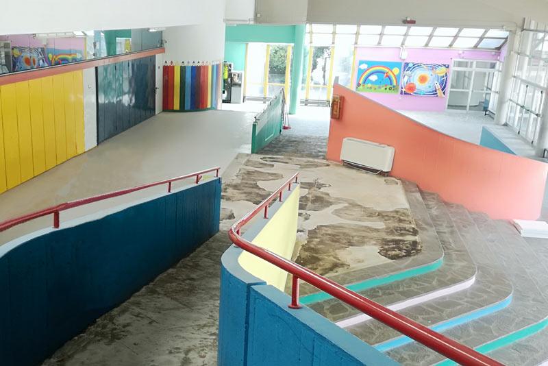scuola elementare di Pantigliate