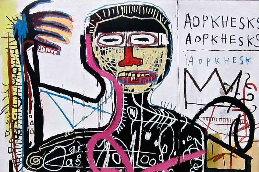 Basquiat Intuition Palazzo Fortuny