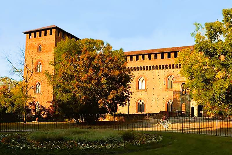 Castello visconteo pavia