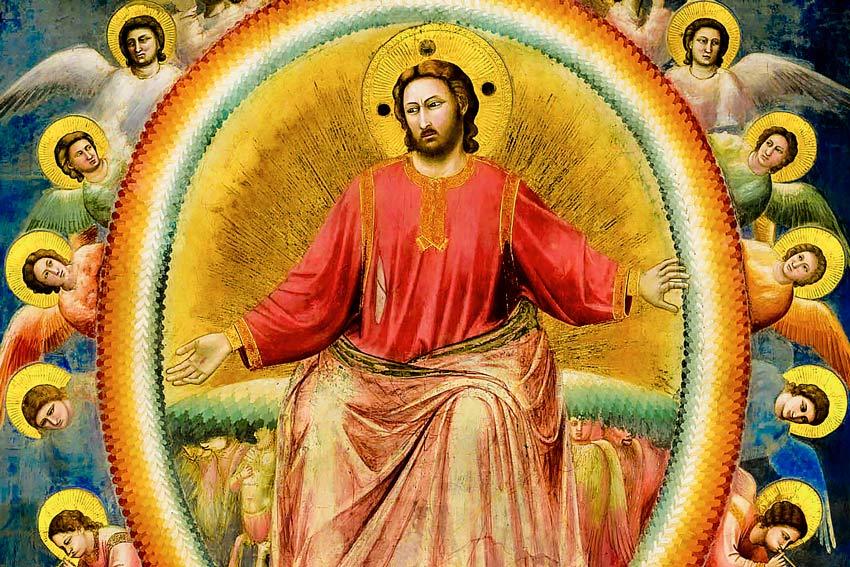 Giotto, giudizio universale