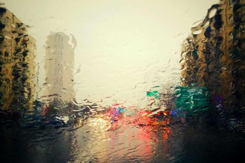 Pioggia Davide Ferrari