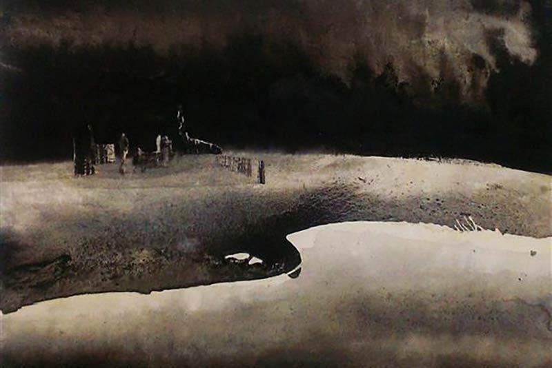 Li Chevalier, 8 sett. 2011, Il cielo di Pechino, 2014