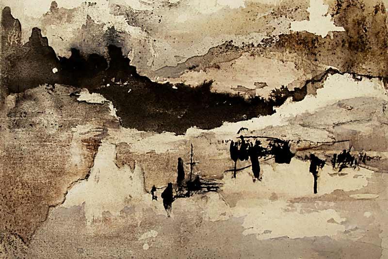 Li Chevalier, i pilastri della foresta, 2013