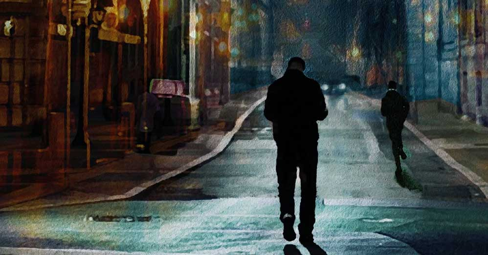 gianrico carofiglio, particolare della copertina di le tre del mattino