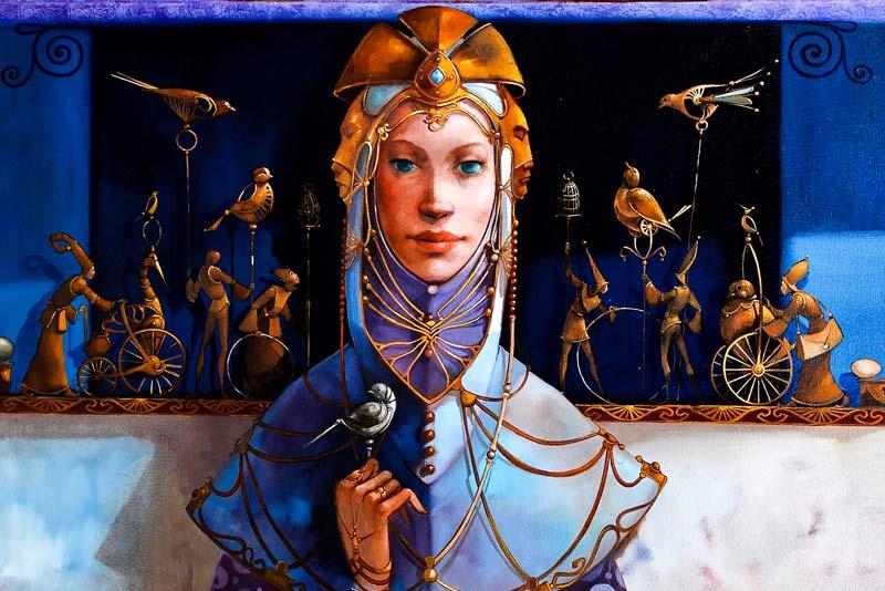 Merab Gagiladze, Principessa