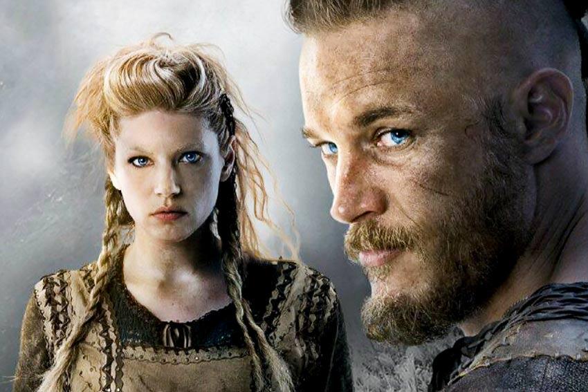 Vikings copertina