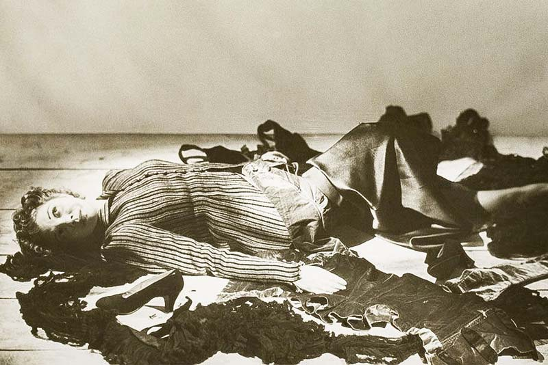 Leonor Fini fotografata da Dora Maar, 1936