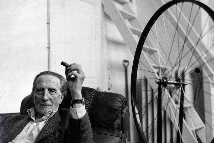 L'arte contro l'arte di Marcel Duchamp