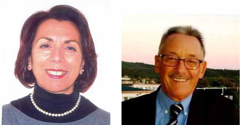 Daniela Talamo e Marco Rodi