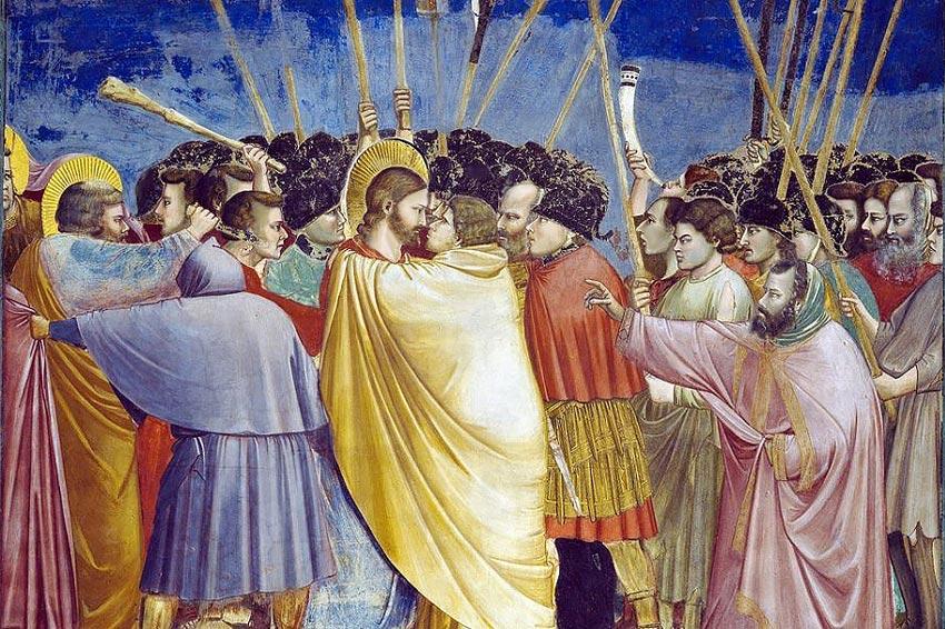 Giotto Giuda