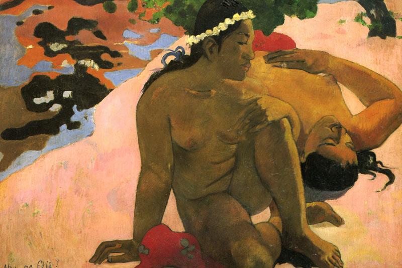 Paul Gauguin, Sei geloso?, 1892
