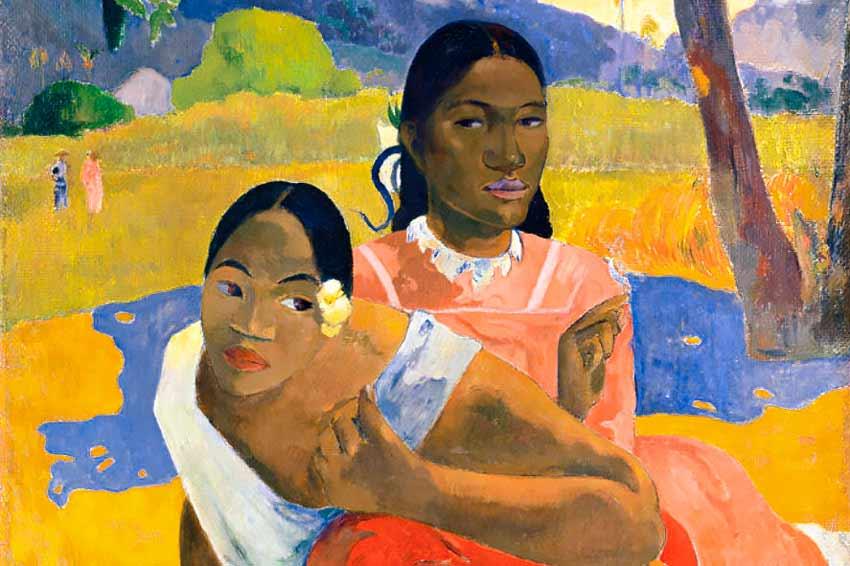 Paul Gauguin, Quando ti sposi?, 1892