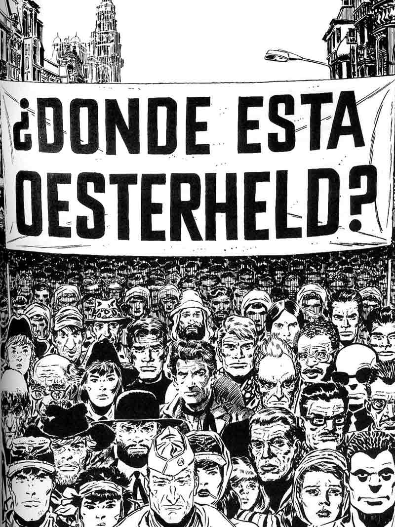 Dov'è Hoesterheld?