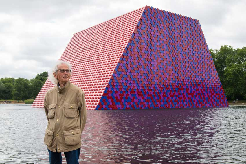Christo Land Art