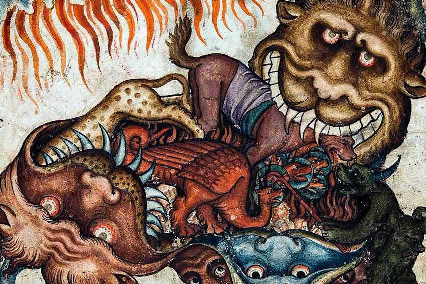 La bocca dell'inferno