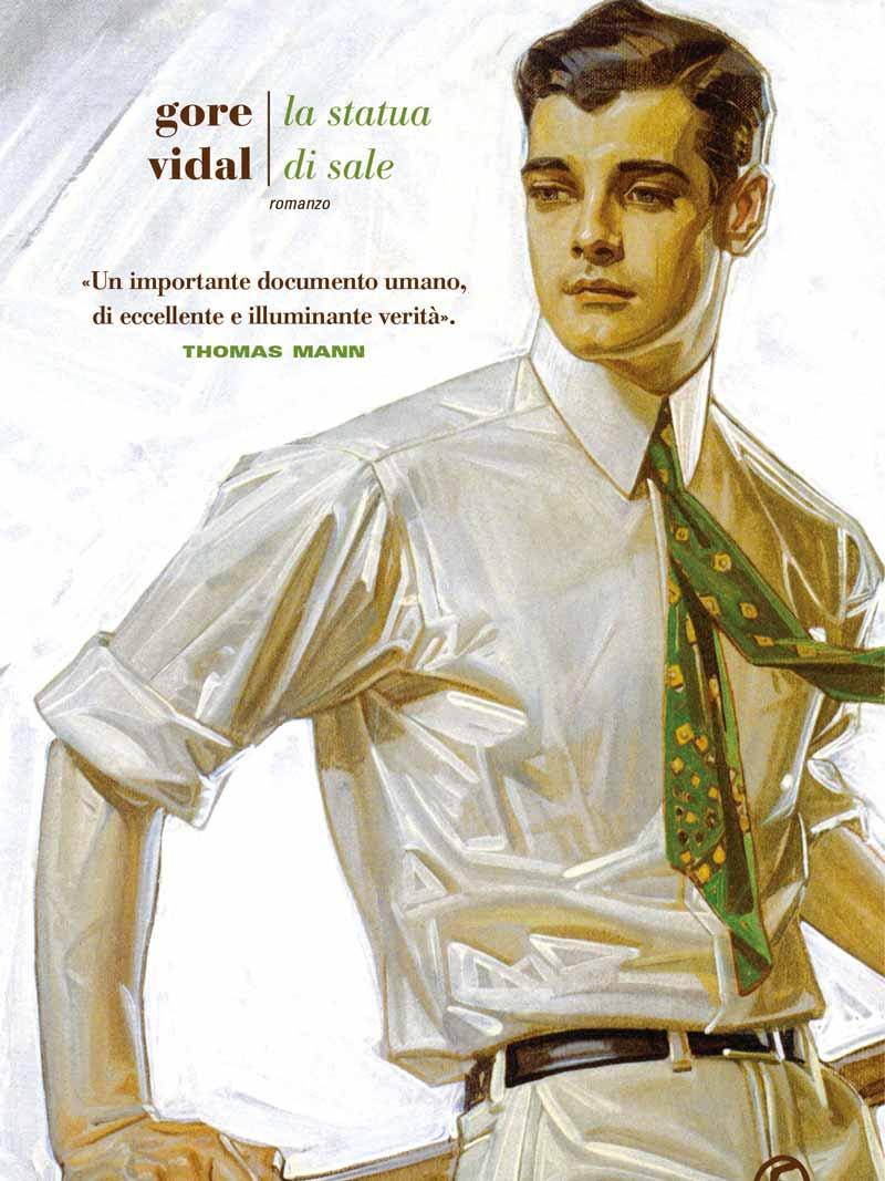 Gore Vidal la statua di sale