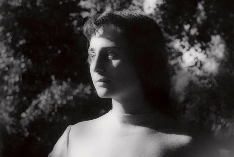 Goliarda Sapienza nel 1949