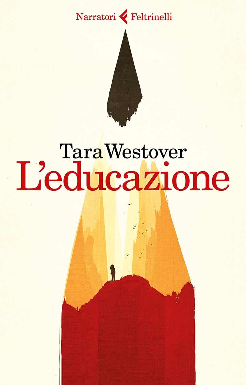 Tara Westover l'educazione copertina