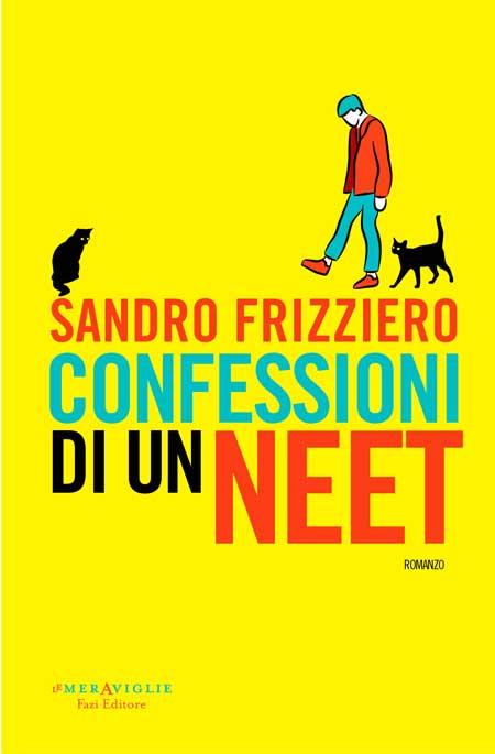 Sandro Frizziero Confessioni di un NEET copertina